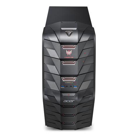 ACER Unité centrale Gaming Predator G3-710