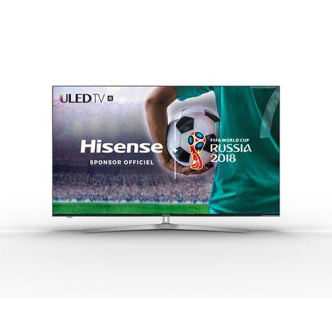 HISENSE H55U7A - TV - LED - Ultra HD - 138 cm - Smart TV