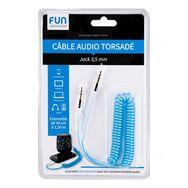 CMP Câble audio pour tablette ou smartphone - Prise jack 3.5 mm