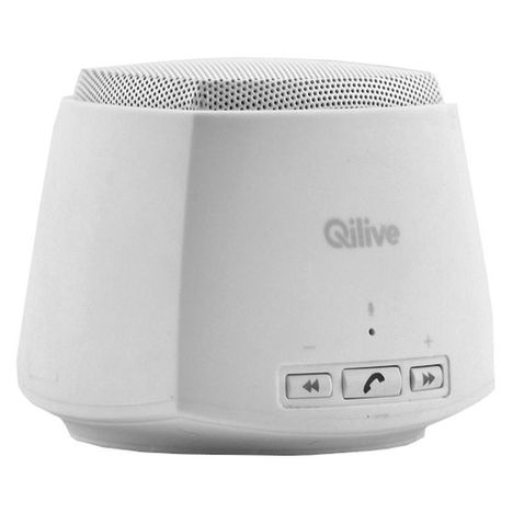 QILIVE Q1777 - Blanc - Enceinte portable