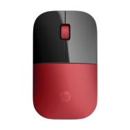 HP Souris sans fil Z3700 - Rouge