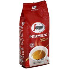 SEGAFREDO Café intermezzo en grains 1kg