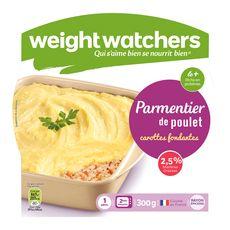 Weight Watchers hachis parmentier de poulet 285g