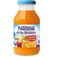 Nestlé ptite boisson cocktail fruit 20cl dès 8 mois