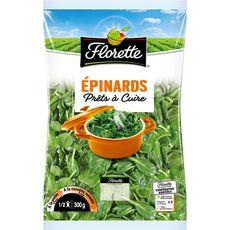 FLORETTE Epinards feuilles 300g
