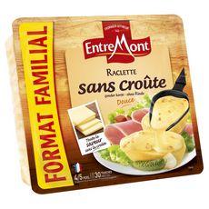 ENTREMONT Entremont raclette sans croûte 700g
