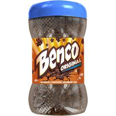 BENCO Original chocolat en poudre granulés 800g
