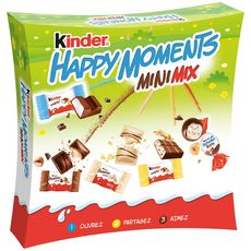 Kinder happy moments 242g