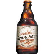 Brunehaut bière ambrée bio sans gluten 6,5° -33cl