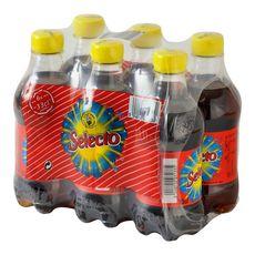 SELECTO Selecto soda cola pack 6x33cl