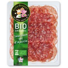 Frais Devant saucisson sec d'Ajaccio bio 70g