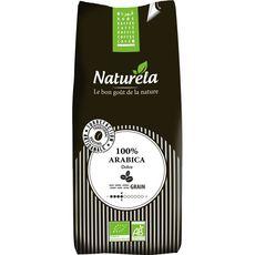 Naturela bio café pur arabica grain 1kg