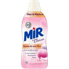 Mir laine lessive liquide shampooing 15 lavages 750ml