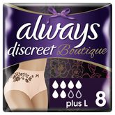 Always discreet incontinence taille L x8