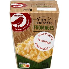 Auchan box conchiglie 4 fromages 300g