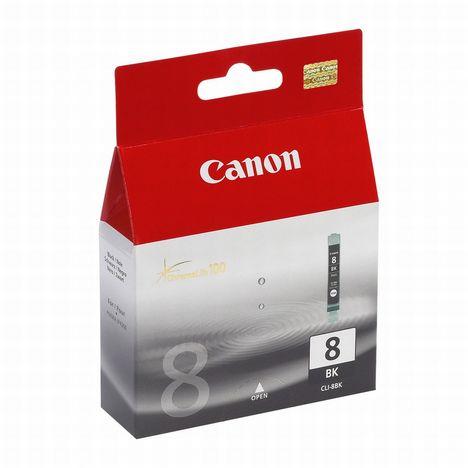 CANON Cartouche CLI-8BK - Noire - 0620B001