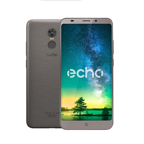 ECHO Smartphone HORIZON LITE - 16 Go - 5,7 pouces - Gris