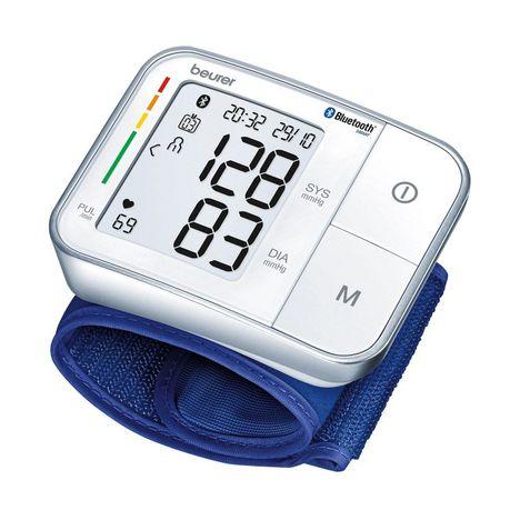 BEURER Tensiomètre de poignet Bluetooth BC 57