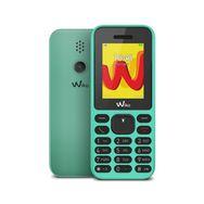 WIKO WIKO - Téléphone mobile - Lubi5 - Vert - Double SIM