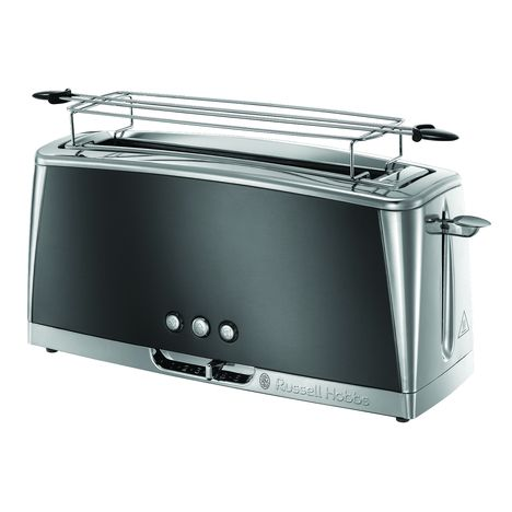 RUSSELL HOBBS Grille-pain Luna 23251-56, Gris