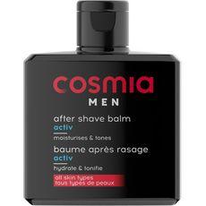 COSMIA MEN Baume après rasage hydratant tonifiant tous types de peaux 100ml