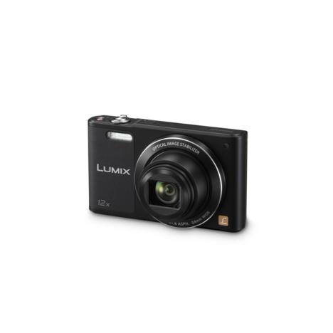PANASONIC Appareil Photo Compact - DMC-SZ10 -Noir + Objectif 4.3-51.6 mm