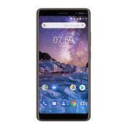 NOKIA Smartphone - Nokia 7 plus - 64 Go - Ecran 6 pouces - Noir