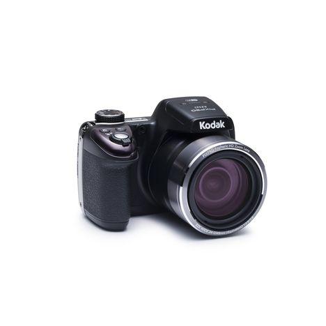 KODAK Appareil Photo Bridge - AZ527 - Noir - Objectif 4.3-223.6 mm