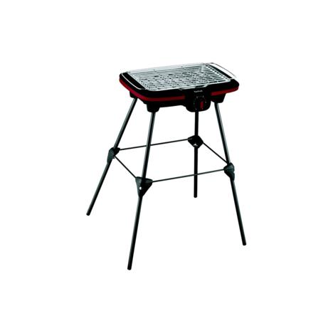 TEFAL Barbecue electrique BG902O12 Noir/Bordeaux 2200W