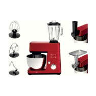 BRANDT Robot pâtissier KM845BR - rouge