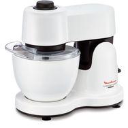 MOULINEX Robot pâtissier Masterchef Compact QA216110 Blanc