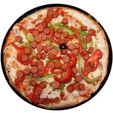 Auchan le Traiteur Pizza crue orientale 540g