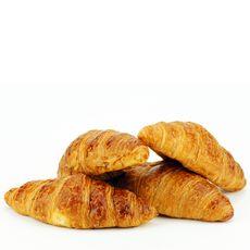 Croissant pur beurre 4 pièces
