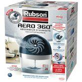 Rubson appareil absorbeur d'humidité 20m² aéro 360°
