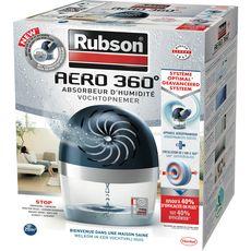 Rubson Absorbeur d'humidité pour 20m2 aéro 360 x1