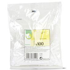 POUCE Pouce agitateur pour café plastique x100
