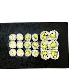 SUSHI GOURMET Sushi Gourmet Le végétarien plateau 270g 270g
