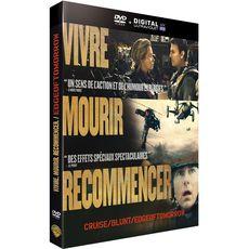 Edge of tomorrow + Vivre mourir recommencer - dvd x1 1 pièce