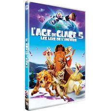 L'âge de glace 5 : les lois de l'univers - dvd x1 1 pièce