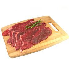 steaks de boeuf * gîte à griller x6 -660g
