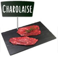 Steaks ** de boeuf charolais tranches à griller x2 - 280g 2 pièces 280g
