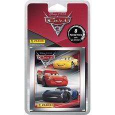 Panini Pochettes de stickers Cars 3 x40
