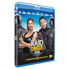 Raid Dingue - dvd blu-ray x1 1 pièce