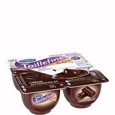 Taillefinecrème dessert allégée chocolat 4x120g