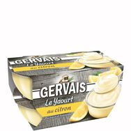 Gervais fromage blanc citron 5x115g