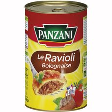 Panzani ravioli sauce bolognaise 1.20kg