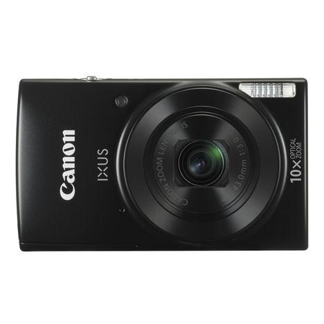 CANON Appareil Photo Compact -  IXUS 190 - Noir + Objectif 4.3-43 mm