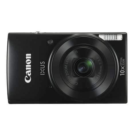 CANON Appareil Photo Compact - IXUS 190 - Noir - Objectif 4.3-43 mm