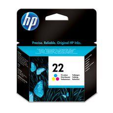 HP Cartouche d'Encre HP 22 Trois Couleurs Authentique (C9352AE)