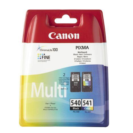 CANON Cartouche Multipack PG-540 / CL-541